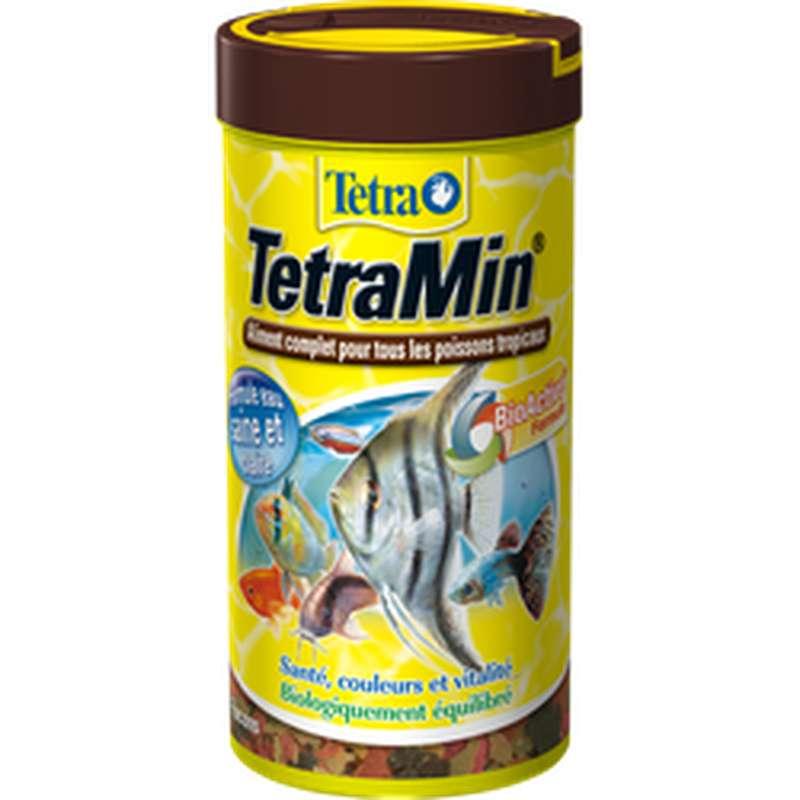 Aliment complet pour poissons, Tetra (250 ml)
