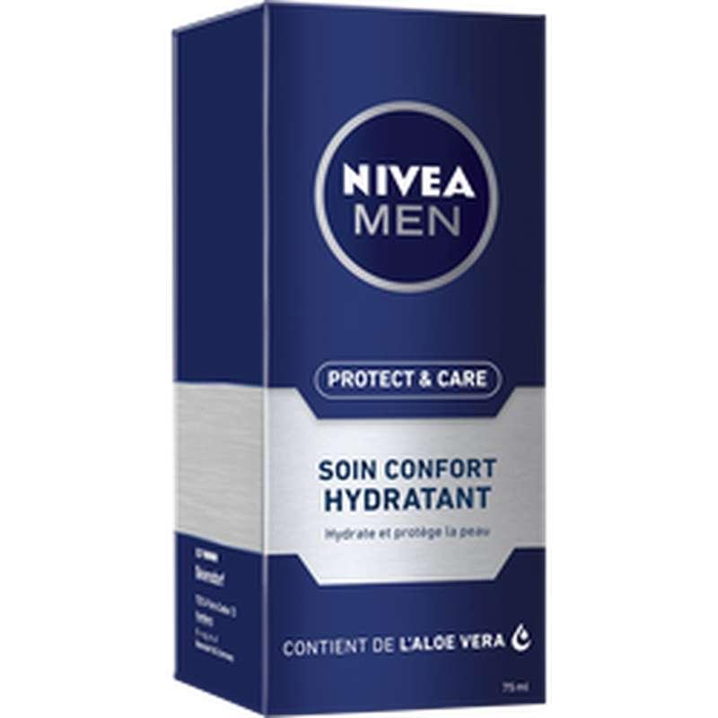 Soin confort hydratant pour homme, Nivea Men (75 ml)