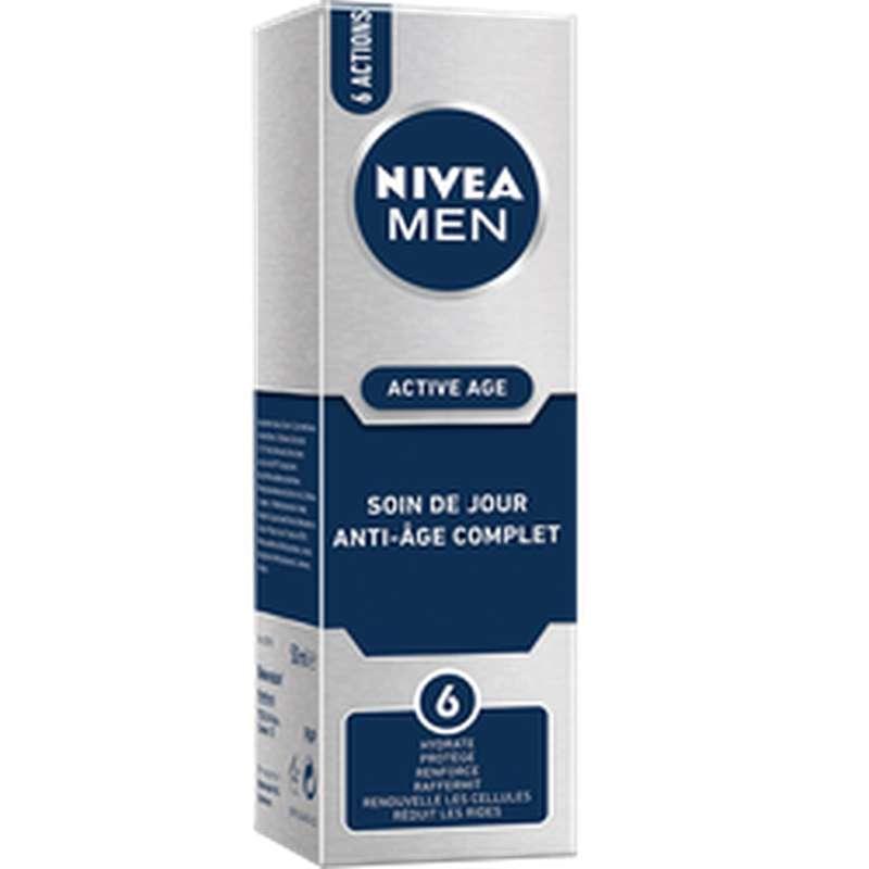 Soin de Jour Active Age, Nivea men (50 ml)