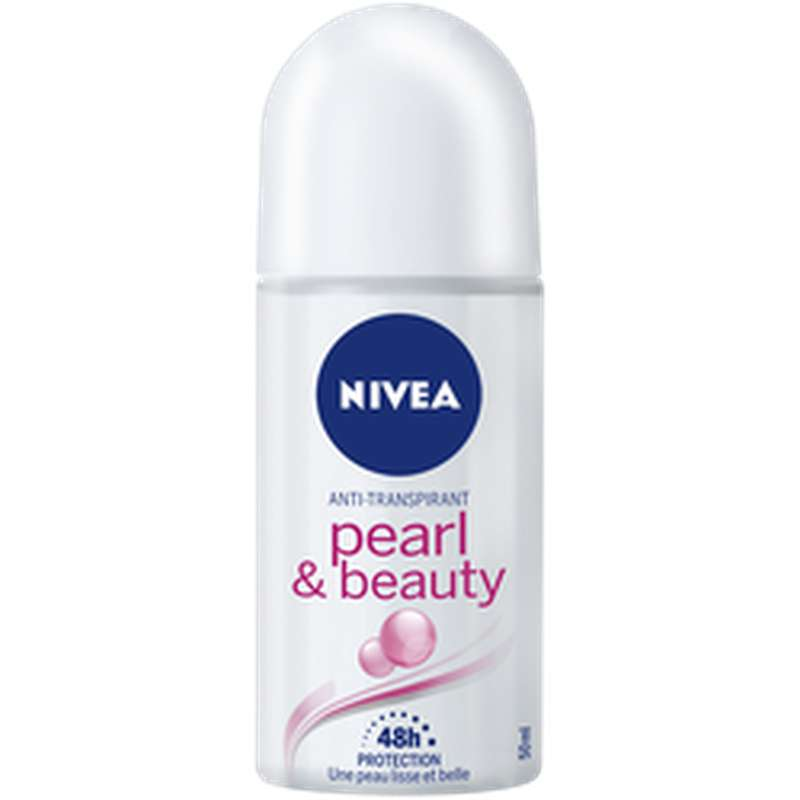 Déodorant beauty & pearl, Nivea (50 ml)
