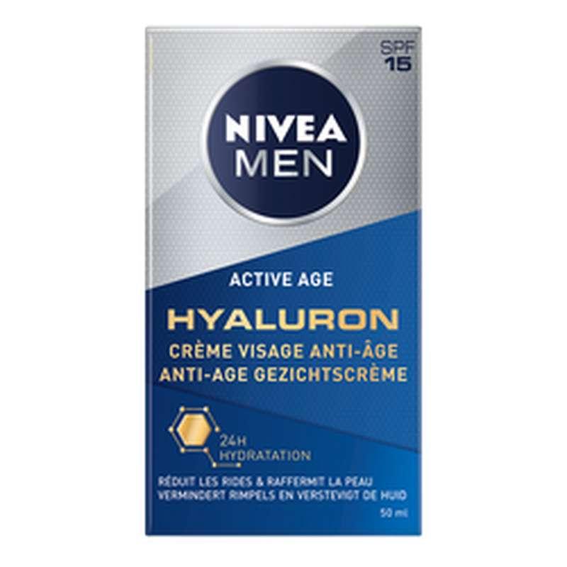 Crème de jour anti-âge, Nivea Men (50 ml)