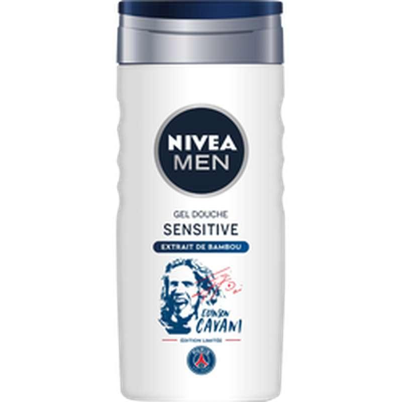 Gel douche sensitive, Nivea Men (250 ml)