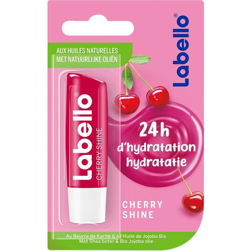 Stick à lèvres fruity shine cherry, Labello (x 1)