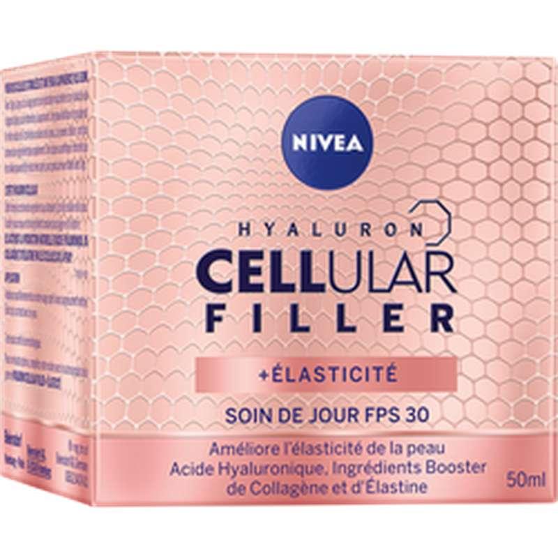 Soin de jour hyaluron Cellular filler, Nivea (50 ml)