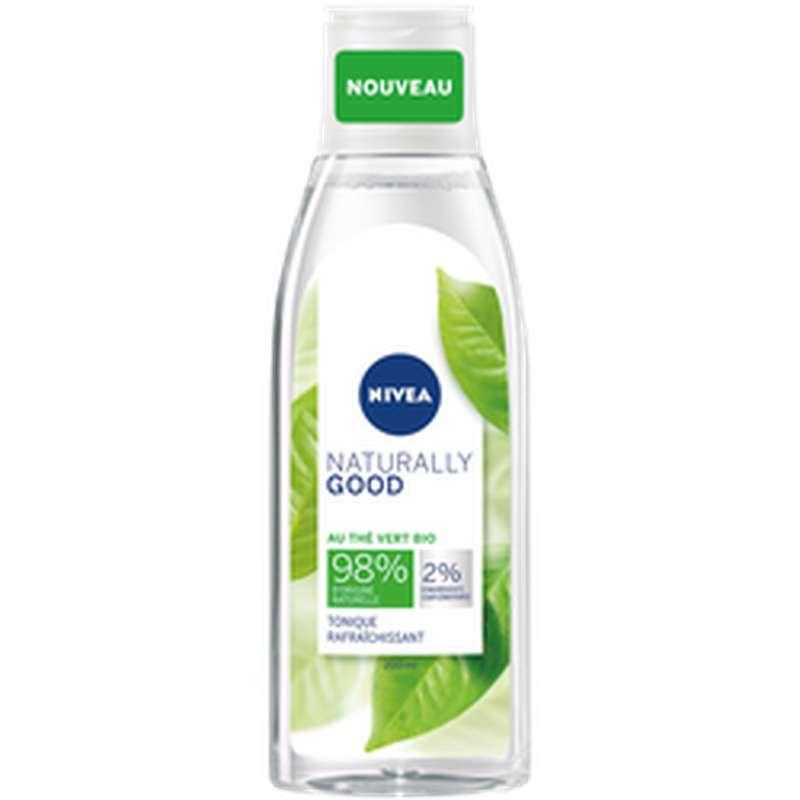 Tonique fraîcheur naturally good, Nivea (200 ml)