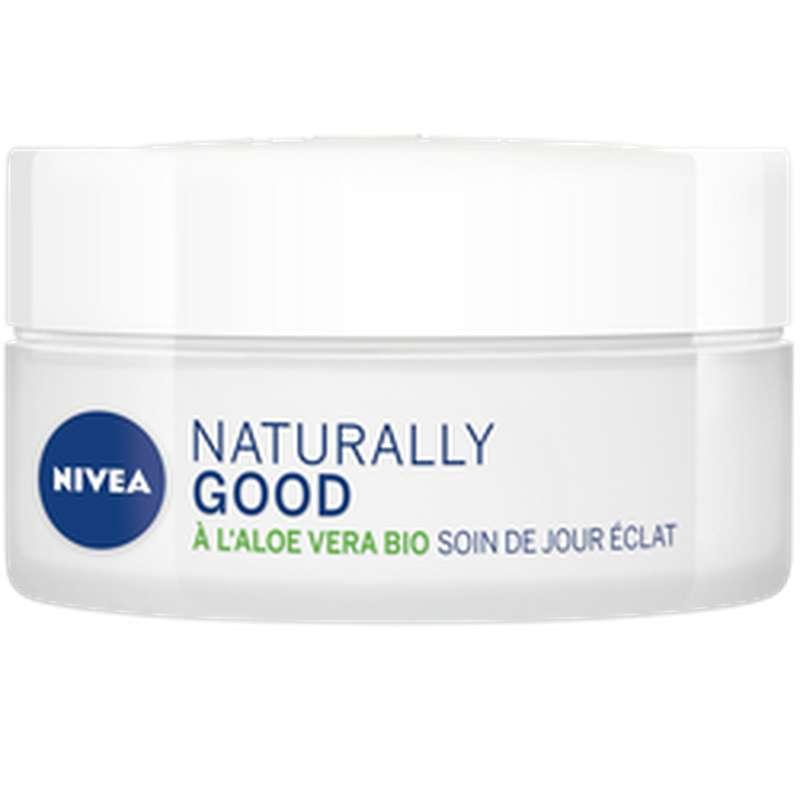 Soin de jour éclat aloe Vera, Nivea (50 ml)