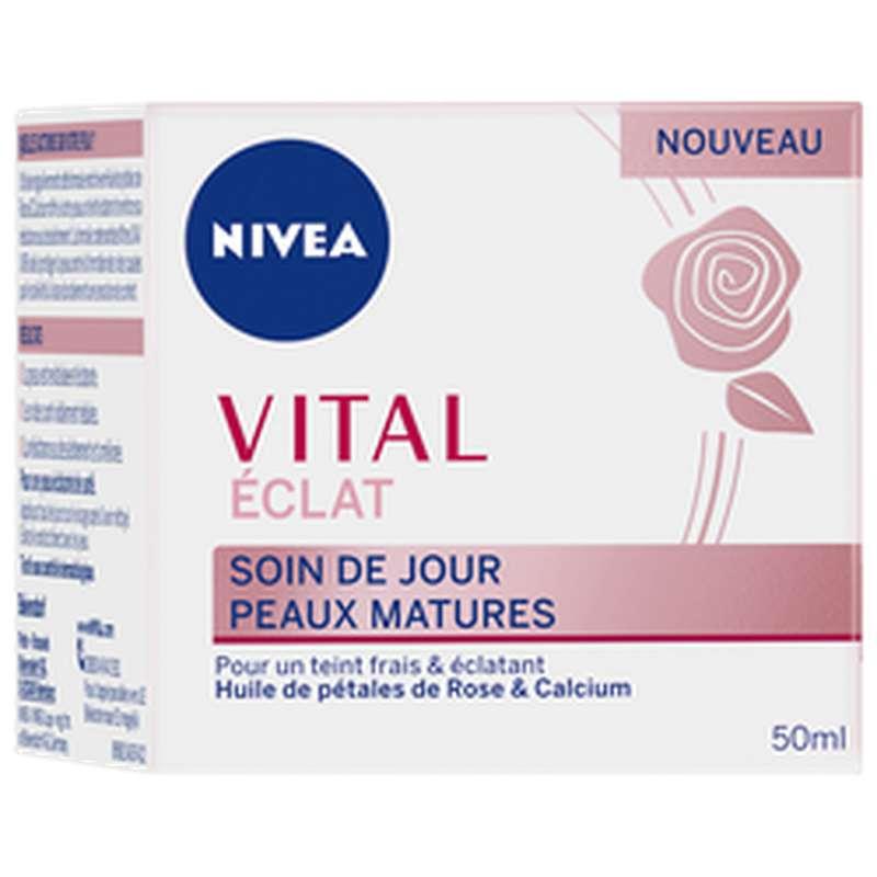 Soin jour Cellular FPS30, Nivea (50 ml)
