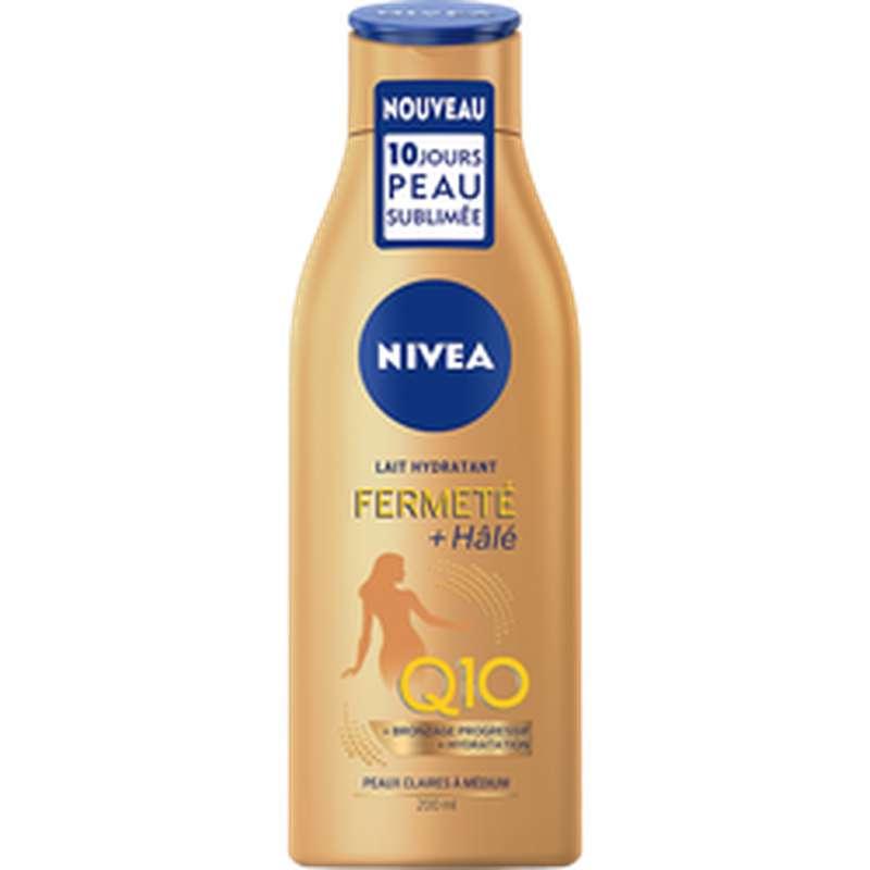Lait fermeté bronzant Q10+, Nivea (200 ml)