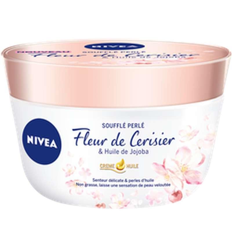 Baume body fleur de cerisier, Nivea (200 ml)
