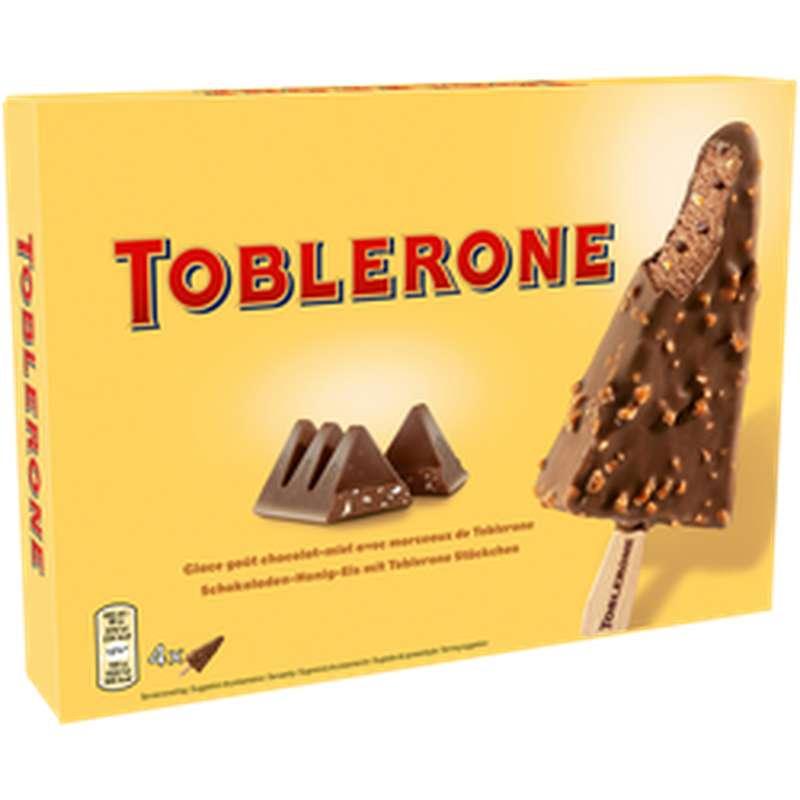 Bâtonnets glacés, Toblerone (x 4, 264 g)