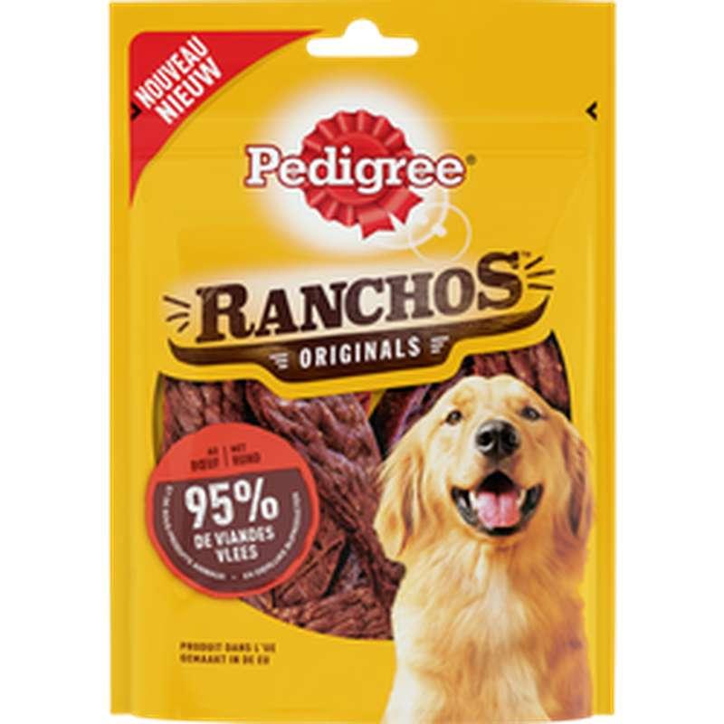 Récompense pour chien Ranchos originals, Pedigree (70 g)