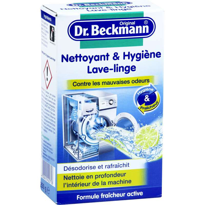 Nettoyant hygiène lave-linge, Dr Beckmann (250 g)