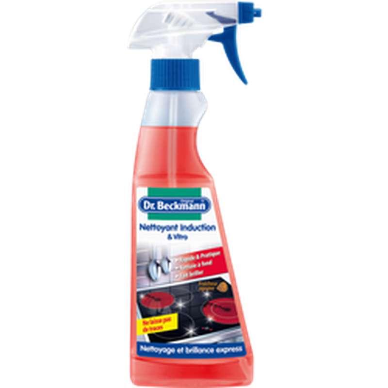 Spray pour plaque à induction et vitrocéramique, Dr Beckmann (250 ml)