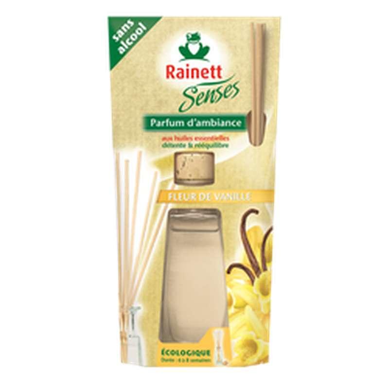 Parfum d'ambiance Senses fleur de vanille, Rainett (90 ml)