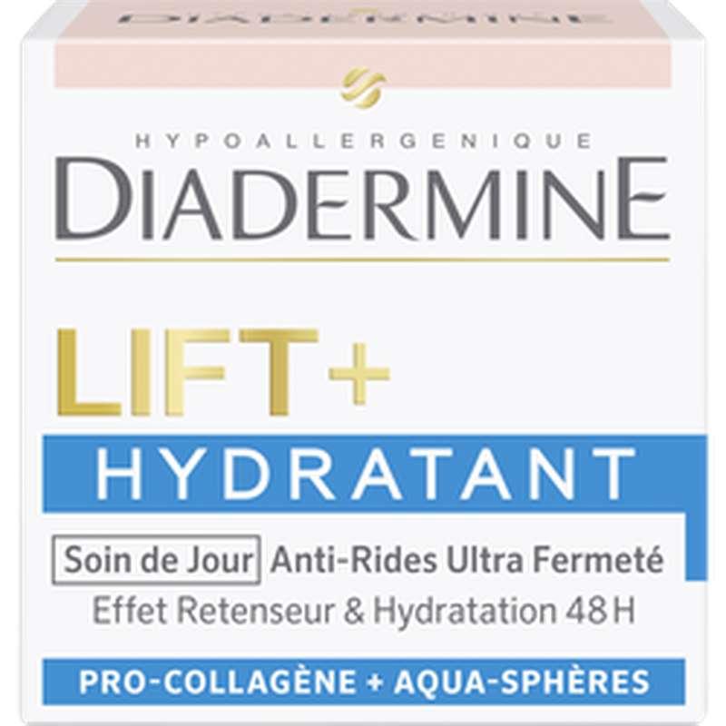 Soin anti-rides de jour Lift hydratant, Diadermine (50 ml)