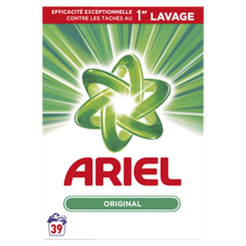Lessive en poudre Régulier, Ariel x(39)
