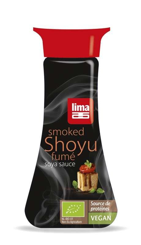 Shoyu fumé BIO, Lima (145 ml)