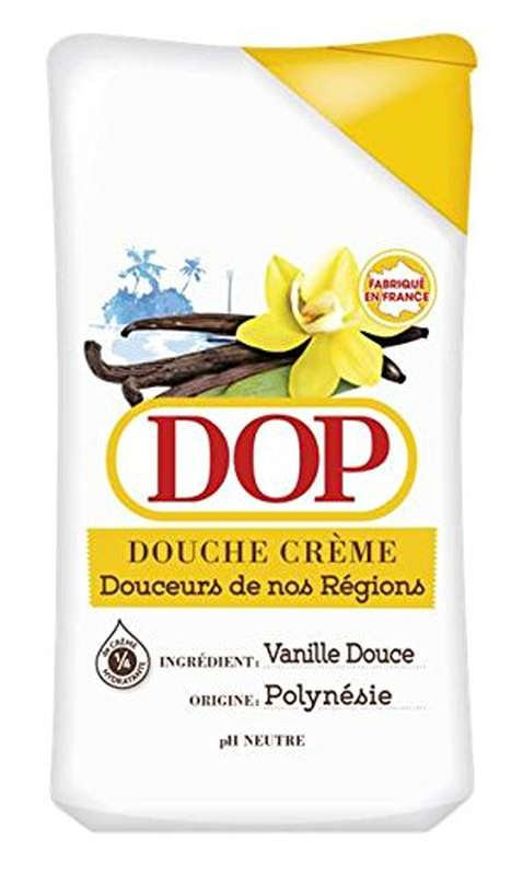 Douche crème vanille douce, Dop (250 ml)