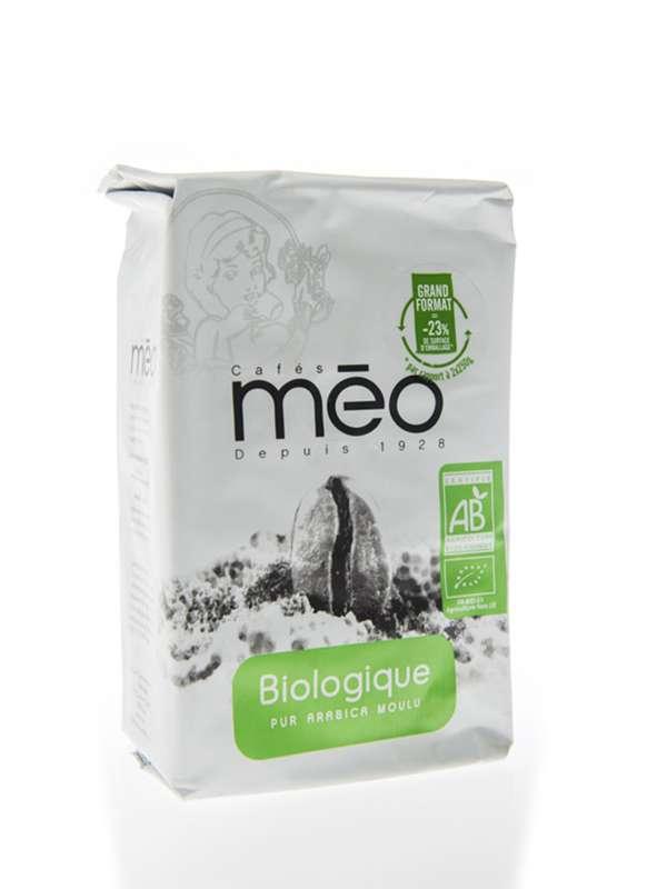 Café en grain BIO, Meo (500 g)