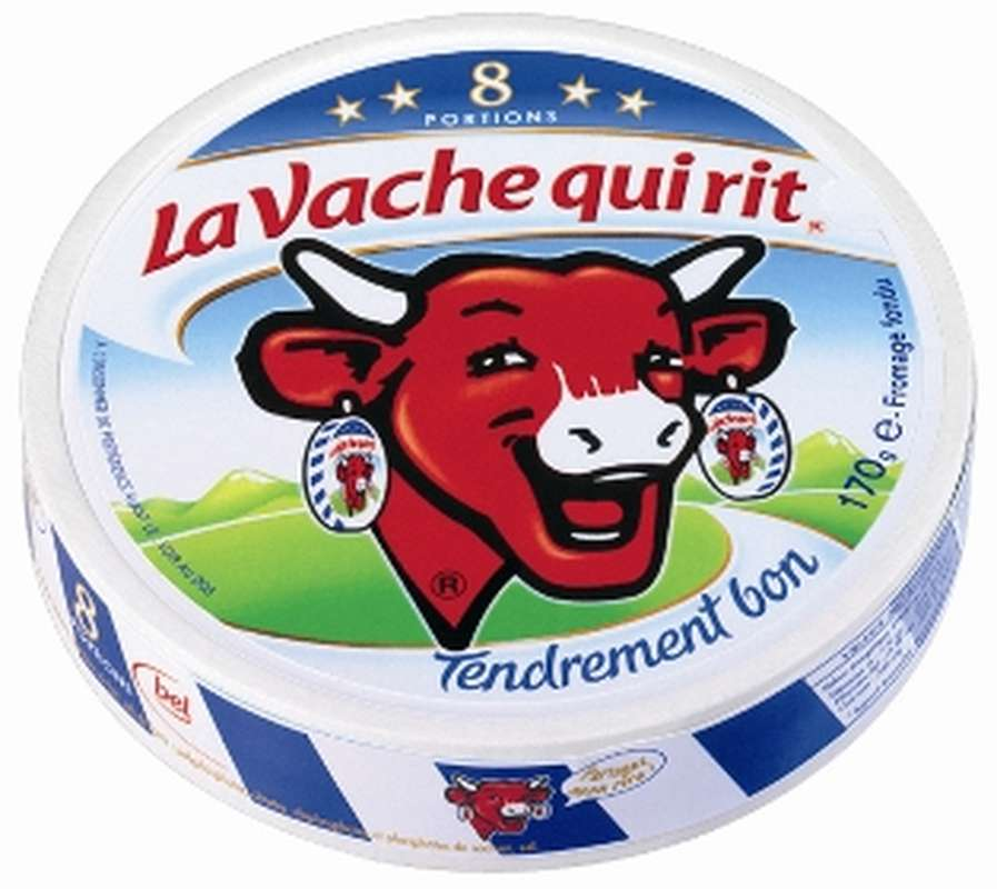 Vache qui rit (x 8 portions, 170 g)