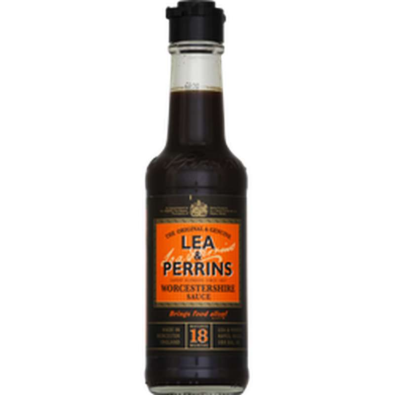 Sauce Worcester, Lea & Perrins (150 ml)