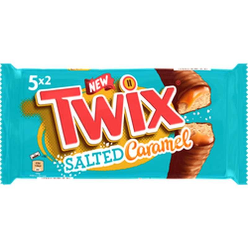 Twix Caramel salé (x 5, 230 g)