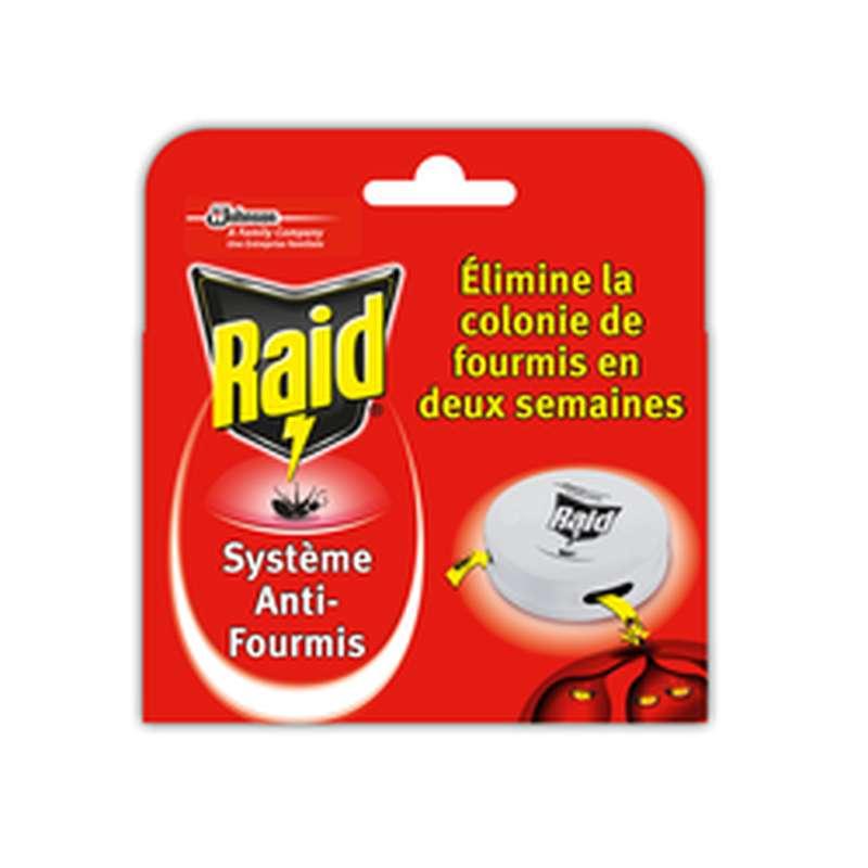 Piège système anti-fourmis, Raid (x 1)