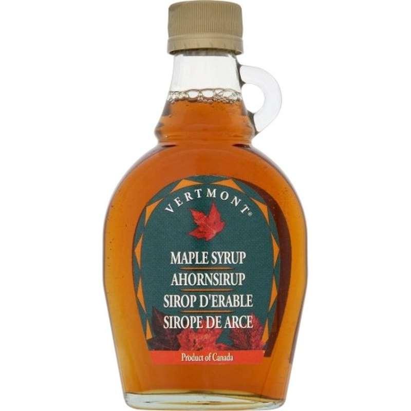 Sirop d'érable canadien, Vermont (250 g)