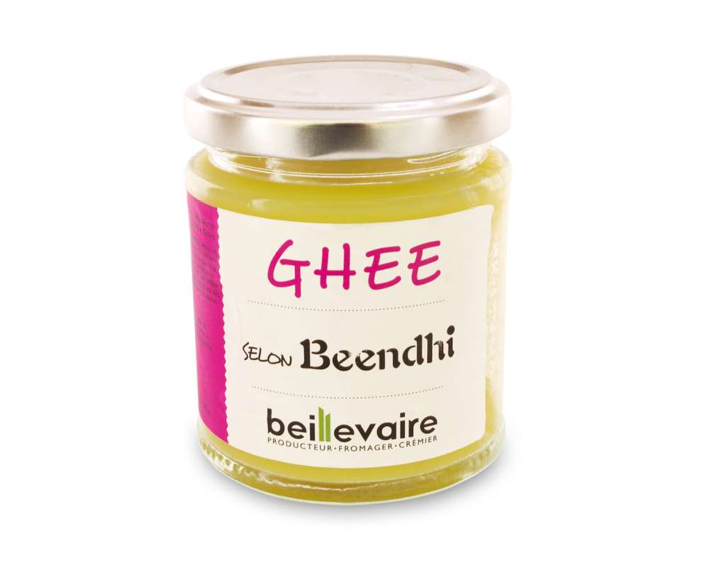 Ghee selon Beendhi, beillevaire (145 g)