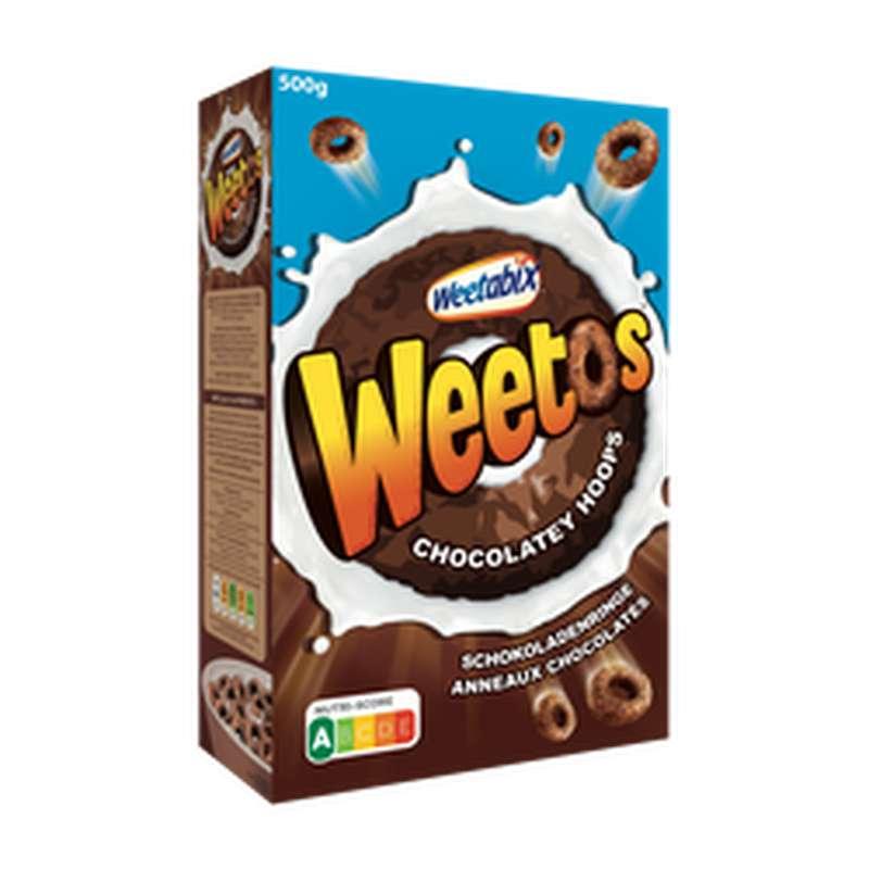 Céréales weetos au chocolat, Weetabix (500 g)