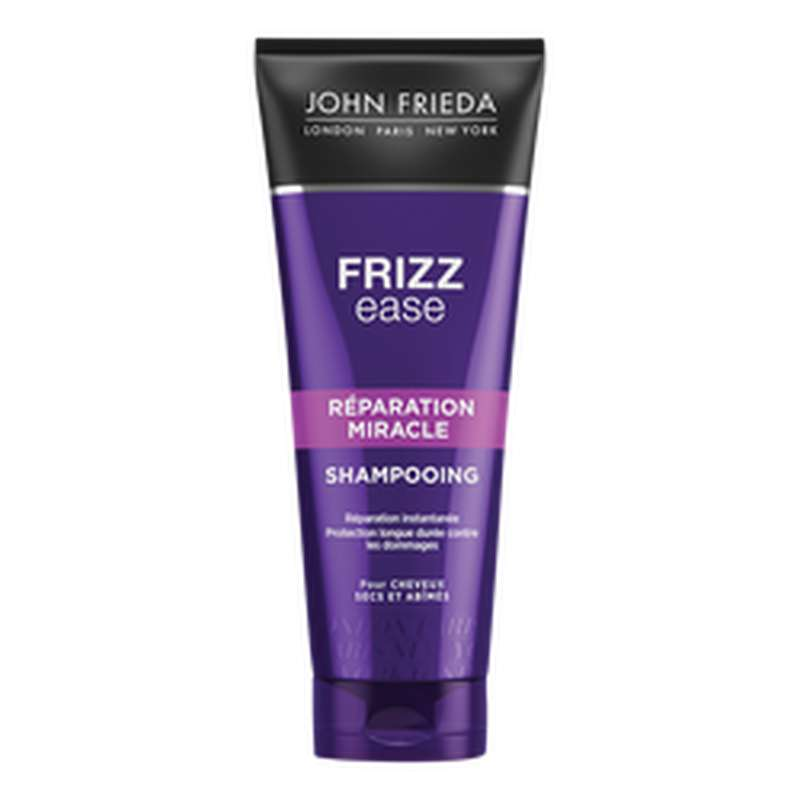 Shampoing réparation miracle, John Frieda (250 ml)
