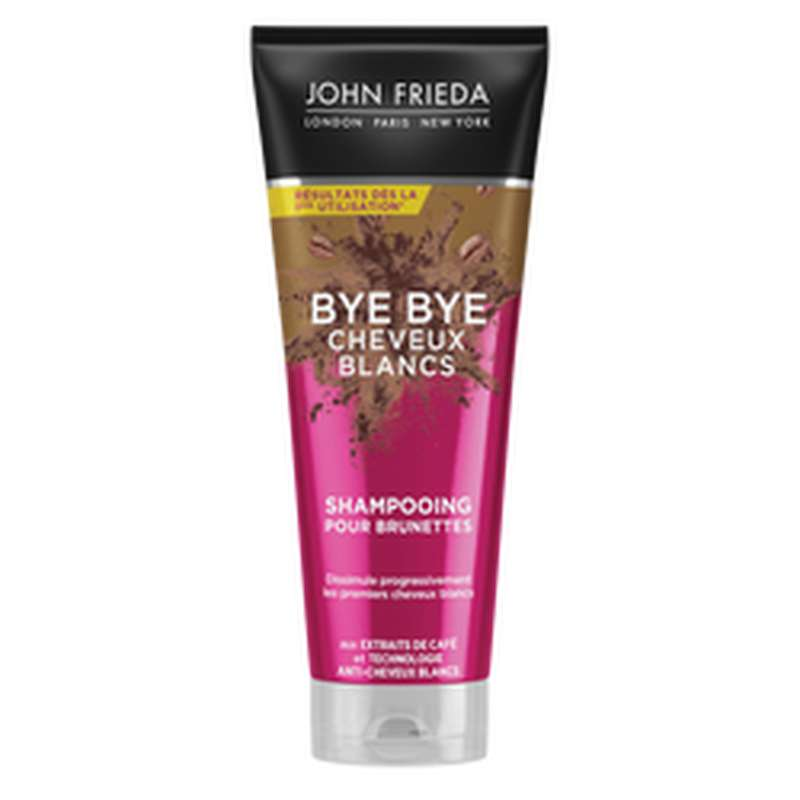 Shampoing brunette, John Frieda (250 ml)