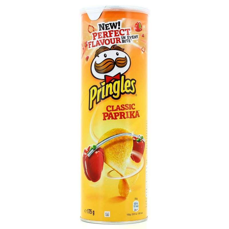 Pringles classic Paprika (175 g)