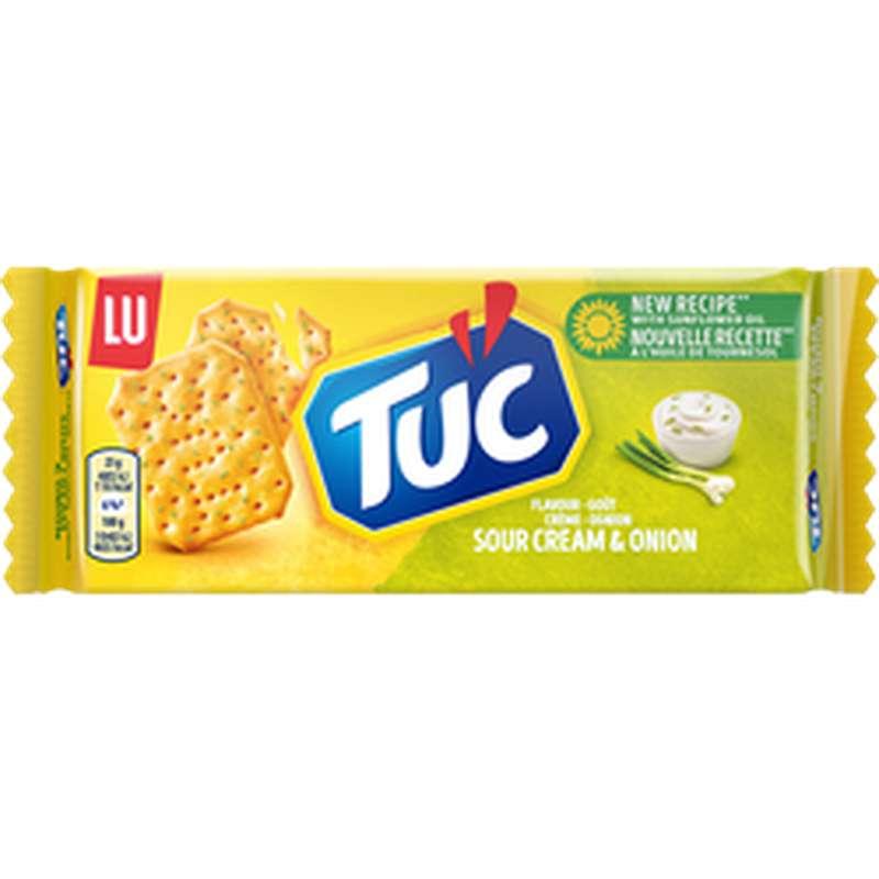 Crackers Tuc Crème et Oignons, Lu (100 g)
