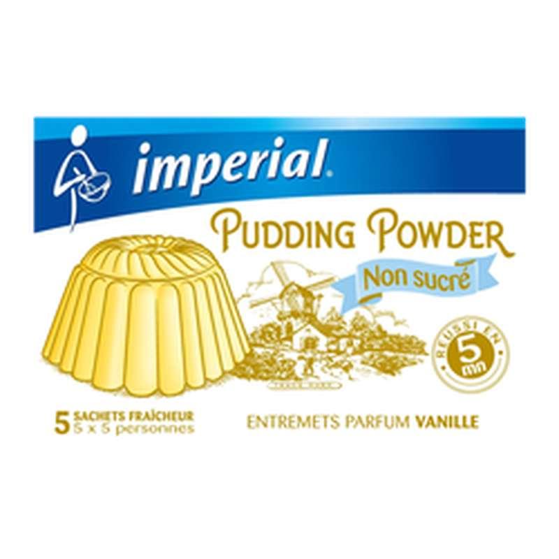 Préparation pour pudding à la vanille, Imperial (140 g)