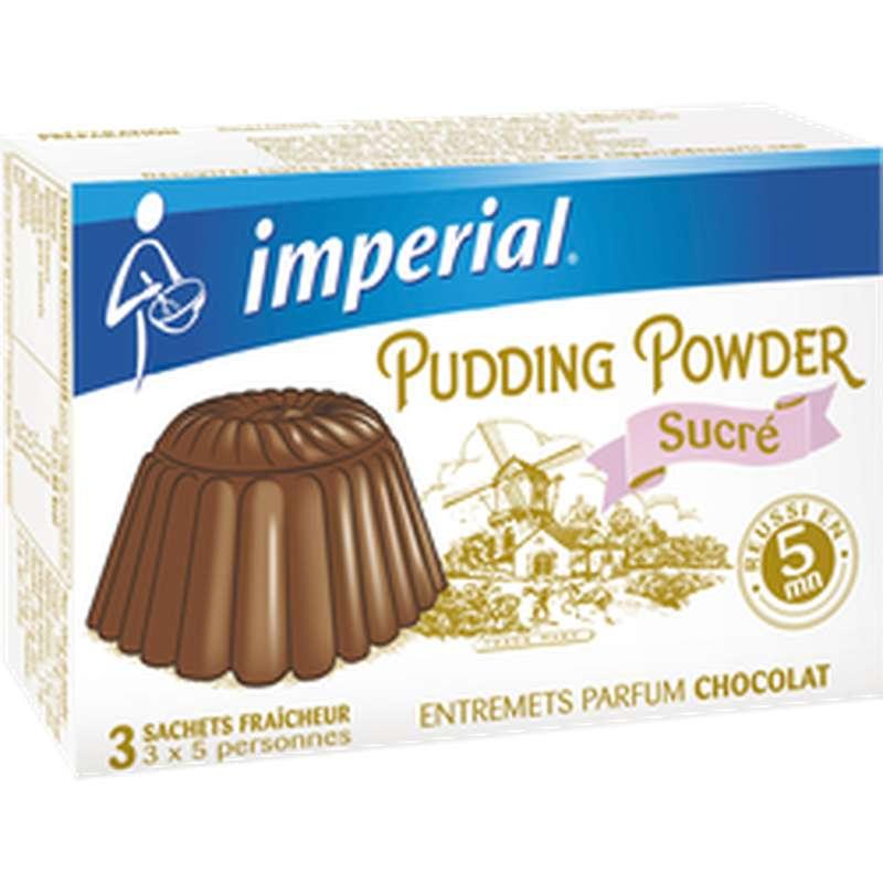 Préparation pour pudding sucré au chocolat, Imperial (201 g)