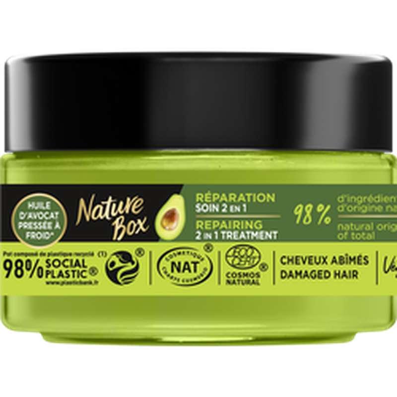 Masque avocat, Nature Box (200 ml)