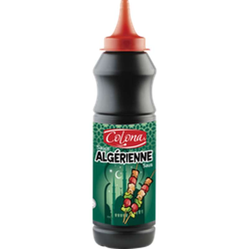 Sauce algérienne en tube, Colona (500 ml)
