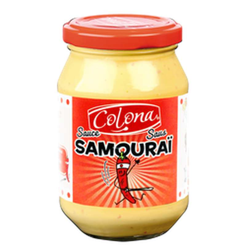 Sauce Samouraï, Colona (235 g)