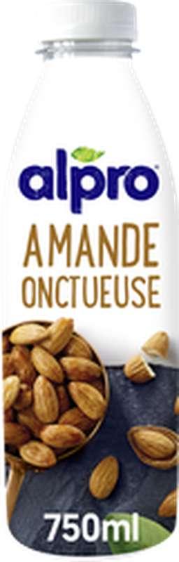 Boisson végétale onctueuse Amande, Alpro (750 ml)