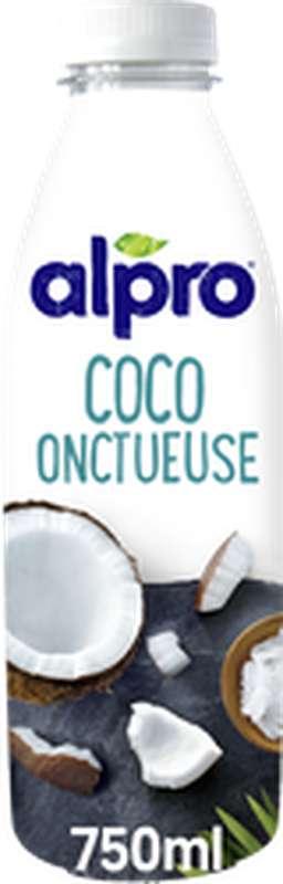 Boisson végétale onctueuse Coco, Alpro (750 ml)