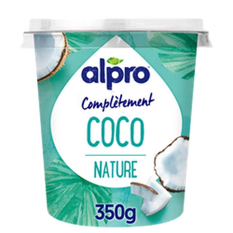 Brassé nature au lait de coco, Alpro (350 g)