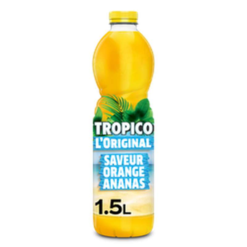 Jus multifruits l'Original, Tropico (1,5 L)