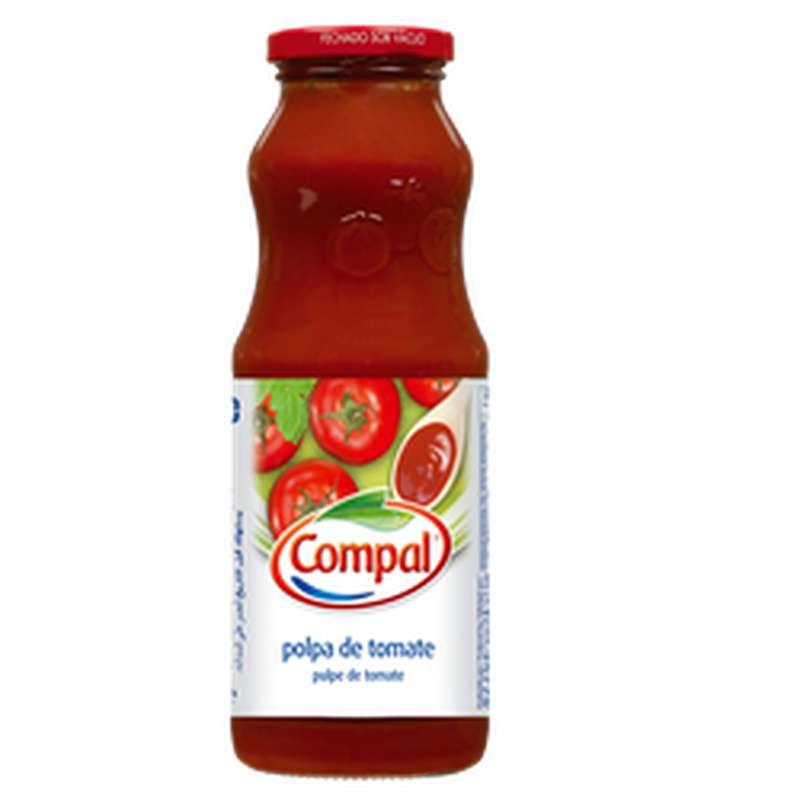 Pulpe de tomate, Compal (500 g)
