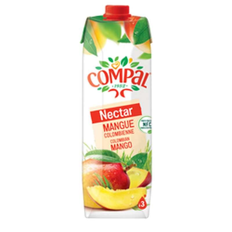 Nectar de mangue, Compal (1 L)