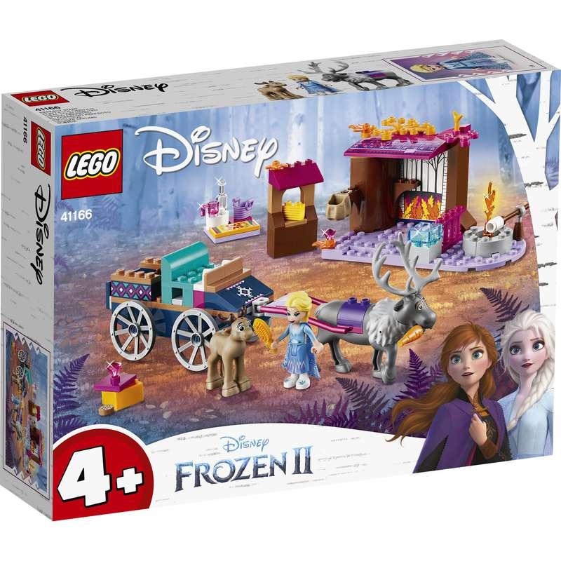 L'aventure en calèche d'Elsa, Lego