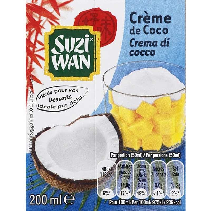 Crème de Coco, Suzi Wan (200 ml)