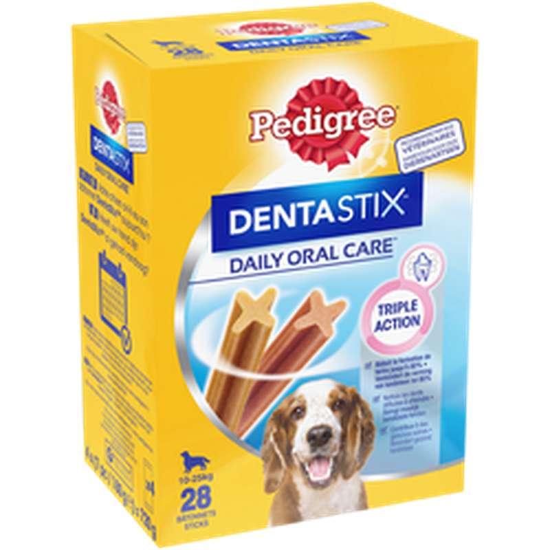Dentastix pour chien moyen Pedigree (720 g)