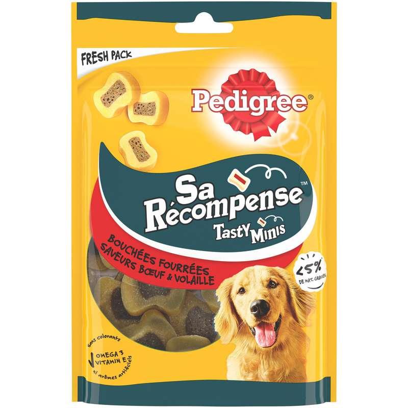 Friandises pour chien au bœuf, Pedigree (155 g)