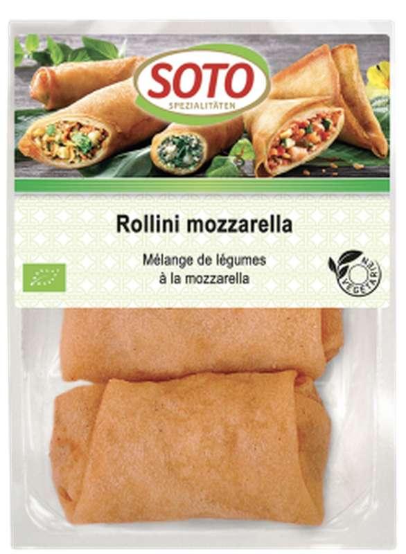 Rollini mozzarella BIO, Soto (x 3, 150 g)